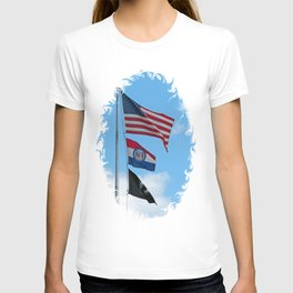 Iron County Flags T-shirt
