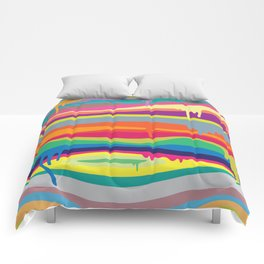 The Melting Comforters
