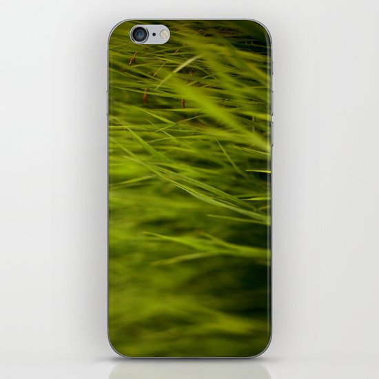 Greener #2 iPhone Skin