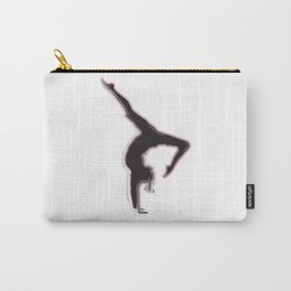 Yoga Series - Adho Mukha Vrksasana Carry-All Pouch