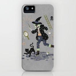 Curses! iPhone Case