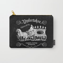 Gothic Undertaker Carry-All Pouch