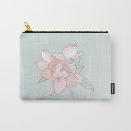 GARDENIA - Mint Carry-All Pouch