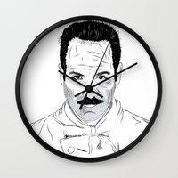 seinfeld Wall Clocks featuring Seinfeld soup by deathtowitches