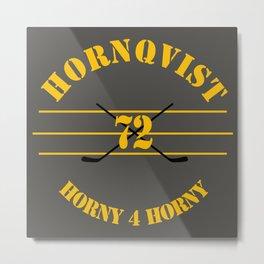 hornqvist Metal Print