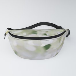 Hydrangea in Full Bloom -Flower Photography Fanny Pack