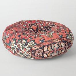 Farahan Arak West Persian Poshti Print Floor Pillow