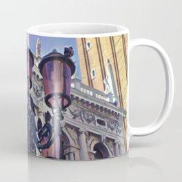 Campanile on the Piazza San Marco Coffee Mug