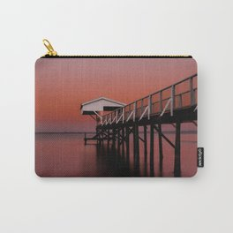 Moon on the Bay Carry-All Pouch