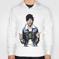 louis tomlinson Hoodies featuring Louis Tomlinson by 90's Class