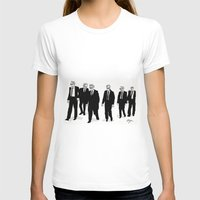 reservoir dogs T-shirts featuring Reservoir Dogs. by AmyLianneMuir