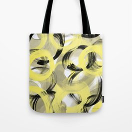 Unity Abstract Tote Bag