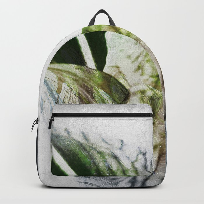 Daylily01_b Backpack