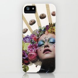 From Bud to Blossom iPhone Case