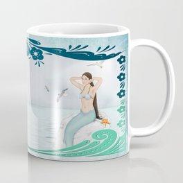 Seaside Mermaid Coffee Mug