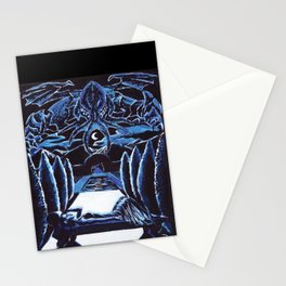 Cthulhu Dreaming Stationery Cards