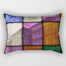 Street View  - JUSTART © Rectangular Pillow