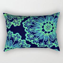 woah Rectangular Pillow