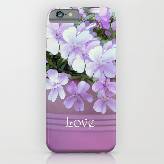 Phlox Love iPhone & iPod Case