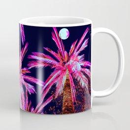 Moonlit Plants Coffee Mug