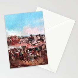 The Battle Of Tetouan - Digital Remastered Edition Stationery Cards