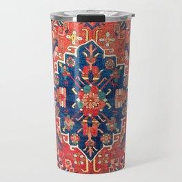 Alpan Kuba East Caucasus Rug Print Travel Mug
