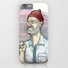 This is an ADVENTURE! Steve Zissou Bill Murray Slim Case iPhone 6s
