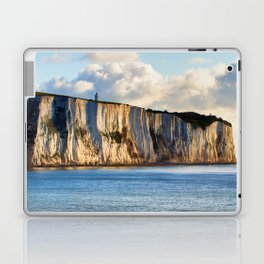 Cretaceous rocks of Dover Laptop & iPad Skin