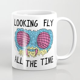 Looking Fly Coffee Mug