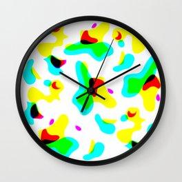 Set colors free No.2 Wall Clock