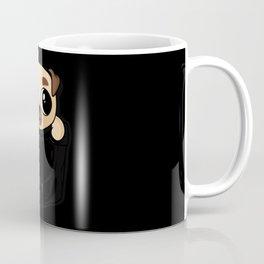 Pocket Pug Puppy Coffee Mug