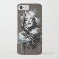 marilyn iPhone & iPod Cases featuring Marilyn. by Emiliano Morciano (Ateyo)