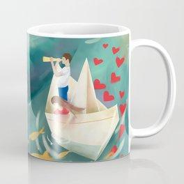 Adventures at Sea Coffee Mug
