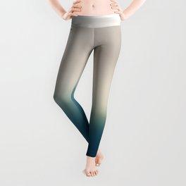 Blue blur Leggings
