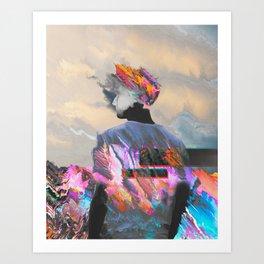 Zaaco Art Print