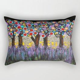 :: When Night Falls :: Rectangular Pillow