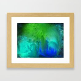 Abstract No. 30 Framed Art Print