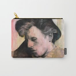 Trying to transmit, Major Tom can you hear me? Carry-All Pouch