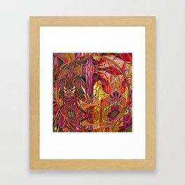 Rolling Desire Framed Art Print