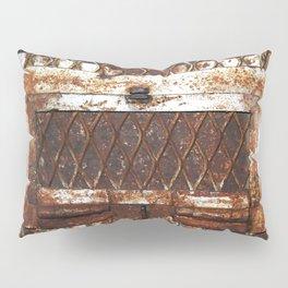 Rusted Door Pillow Sham