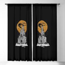 Fairytale Book Blackout Curtain