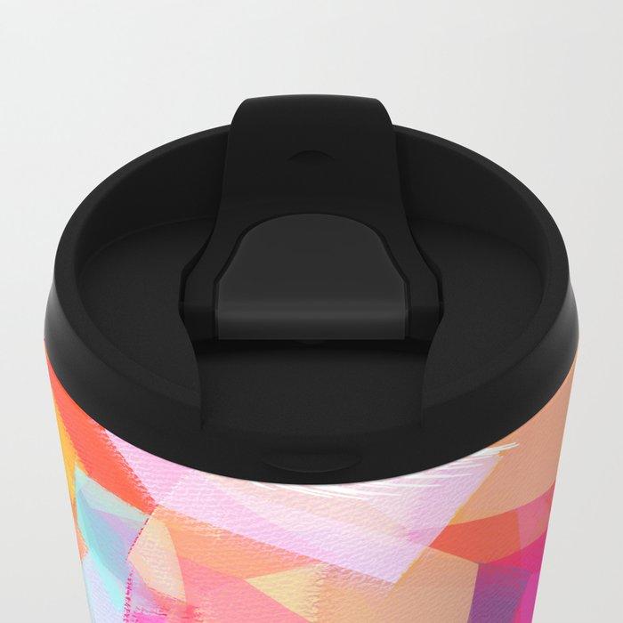 Jazz Metal Travel Mug