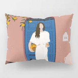 A Sweet Summer Pillow Sham