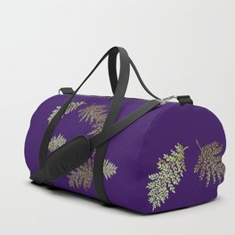 spring wheat Duffle Bag