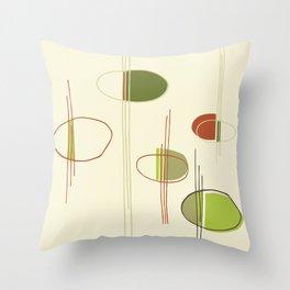 Pattern Print Throw Pillow