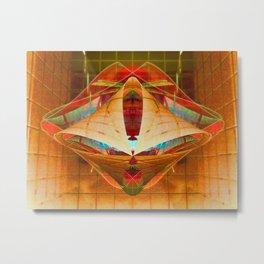 Levitation Metal Print