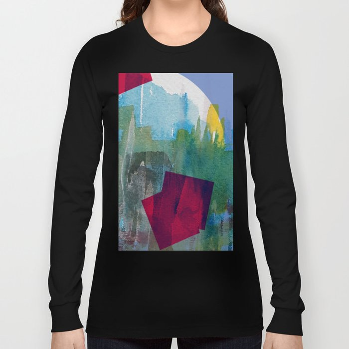 Hole in one 5 Long Sleeve T-shirt