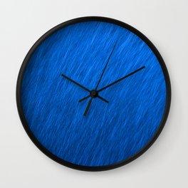 Royal Rain Wall Clock