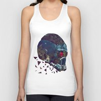 the who Tank Tops featuring WHO by Emily