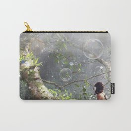 CLIMBING BUBBLES Carry-All Pouch